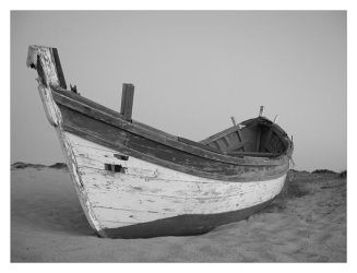 Lost boat by goncalo