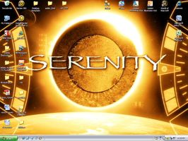 Serenity Desktop Screenshot by Verdaera