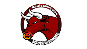 Madcow Gaming - Avatar/Icon Logo Version 1 by Pellia