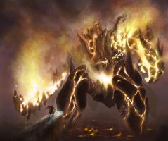 RIFT Fire Colossus by Youngsta1