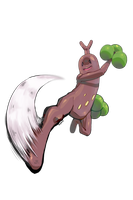 Sudowoodo Used Low Kick!