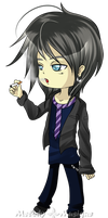 Chibi Dmitry by Melody-Musique