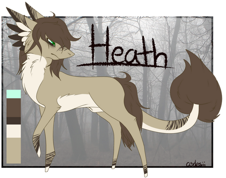 [MYO Fruit Bloom] Heath by codesii