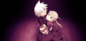 Soul Eater - Love you by AXel-KL