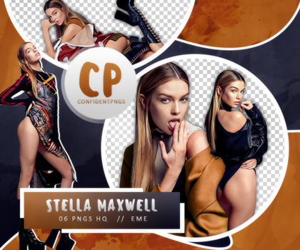 Png Pack 407 // Stella Maxwell by confidentpngs