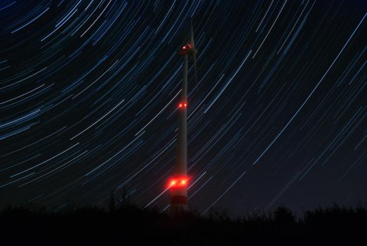 Startrails by 2-0-1-9