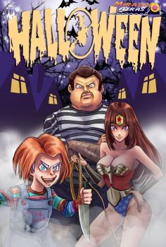 Halloween MA Color by Kyoffie12