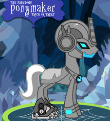Armored Ultra - Matrix Pony by Brelia9794