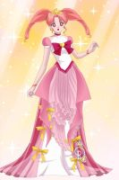 Princess Fine-Request for TheStrangeGirl091200 by CrystalSailorMoon