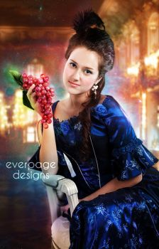 Age of Aristocracy: Lapis Lazuli by Everpage