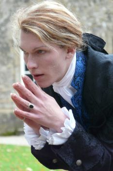 Lestat: A Lust For Blood by Carancerth