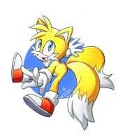 AT: Tails by FinikArt