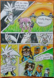 Silver the idiot (page 9) by BveanikaS