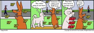 Furballed Comics: Some Nerve by twiggy-trace