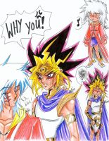 WHY YOU Tozokuoh by alaer