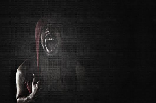 Scream to DEATH by isa474