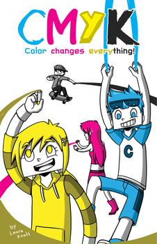 CMYK - Color Changes Everything! by Taiki