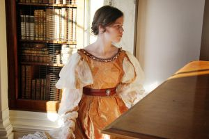 1830's Ball Gown by EmilyParrishCostume