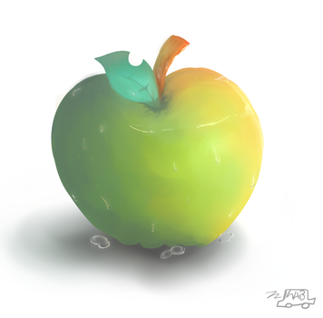 Apple owo by brow9637