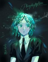 Houseki no Kuni: Phosphophyllite by KaNguyen