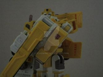 Transformers Customs 009B - Erector by EchoWing
