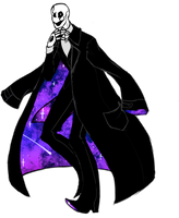 W.D Gaster by griimms