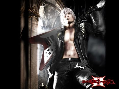 Dante Wallpaper by countvonsandy