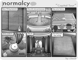 Normalcy-29:Capital Tour by NormalcyStudios