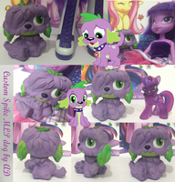 Custom Spike MLP dog by AD by AD-Laimi