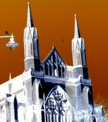 Cathedral by essencestudios