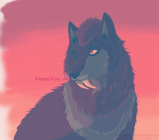 unfinished lupe thing by Xutes