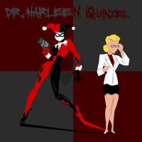 Dr. Harleen Francis Quinzel by greenwinters
