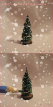 Christmas Tree by Maylar