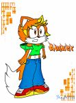 Redesigned Amber (Bio Analysis) by TheJr7744