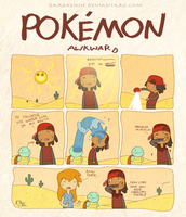 Pokemon Awkward... by DarkKenjie