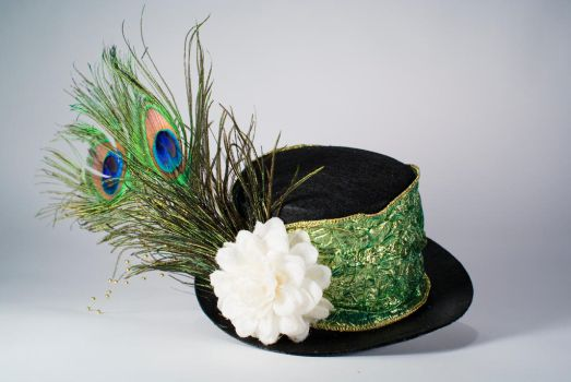 Celo and Antony Mini Tophat by Lastwear