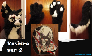 ~Shuntorizzy Studio~ Yashiro 2ver. (commission) by shuntorizzy