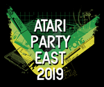 Atari Party East 2019 by doncroswhite