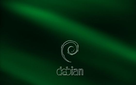 Debian Leather Green by Toonik