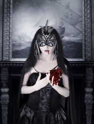 The Masquerade by Miss-deviantE
