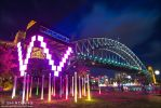 Vivid Sydney 2013 by shiroang