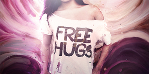 Free Hugs by xArtl3ssx