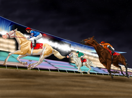 Dubai World Cup by Caterang8