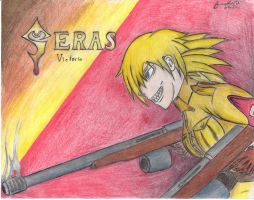 Seras Victoria by TheWolfheart89