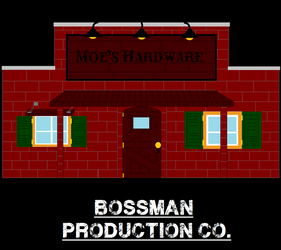Old Bossman Production Co. Banners by moebossman