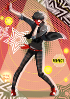 P5 Dancing!! by MonkeyHazard