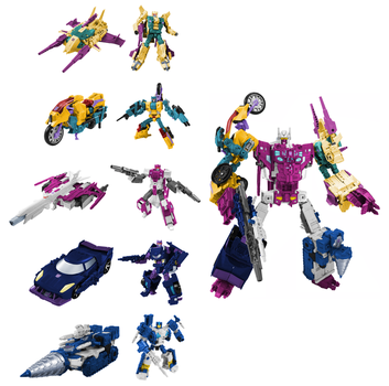 Shattered Glass Technobots Digibash by Air-Hammer
