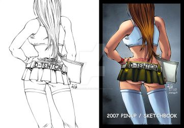 D-tention 2007 Cover by mechangel2002