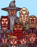 The Fellowship by Olsonmabob