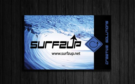 Surfzup Business Card Back 2 by SURFZUP